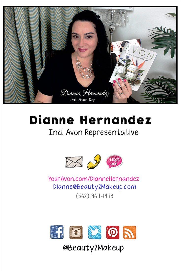 About Me: Your Avon Representative