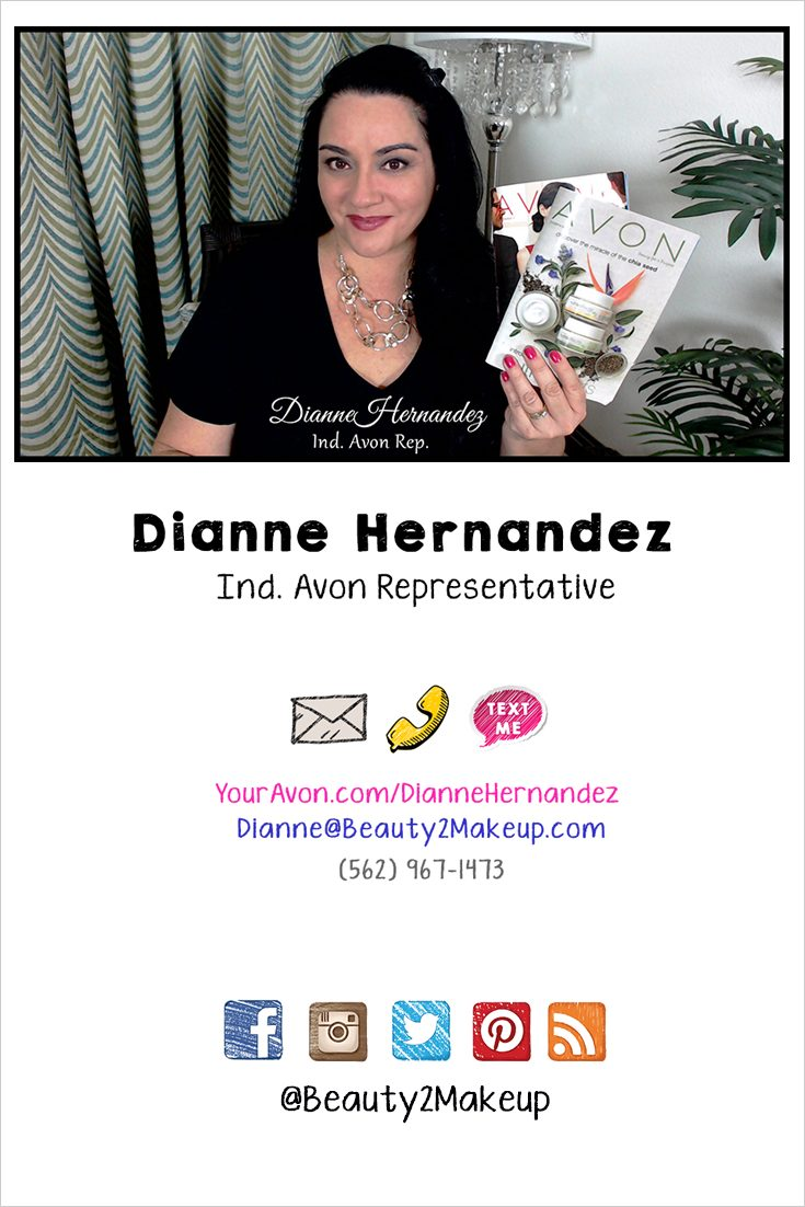 About Me: Your Avon Representative