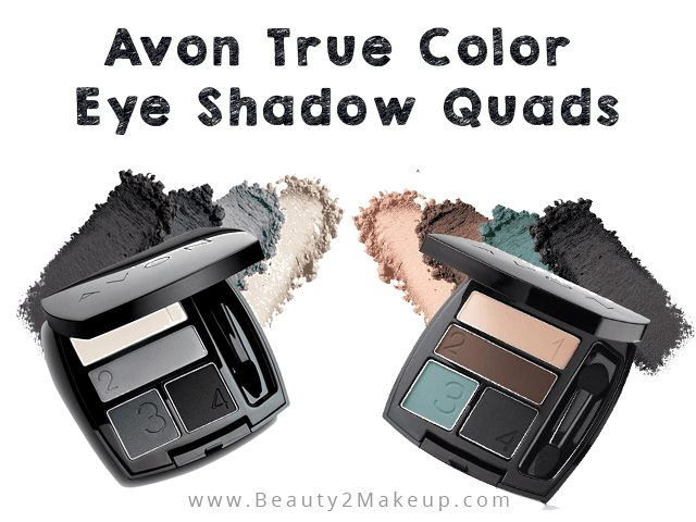 Avon Eyeshadow - True Color Quads