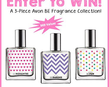 Avon Fragrance Giveaway
