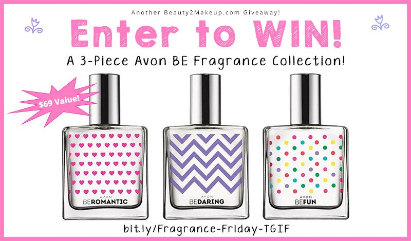 Avon Fragrance Friday Giveaway