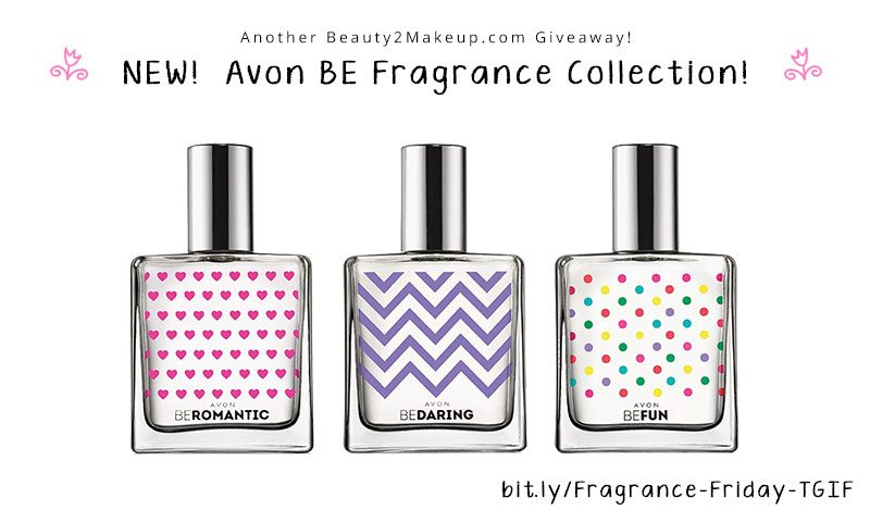 Fragrance Giveaway Prize