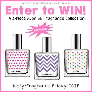 Avon Fragrance Giveaway
