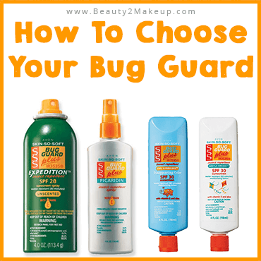 How To Choose Your Avon Bug Guard