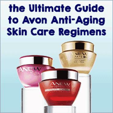 Avon Anew Skin Care Guide
