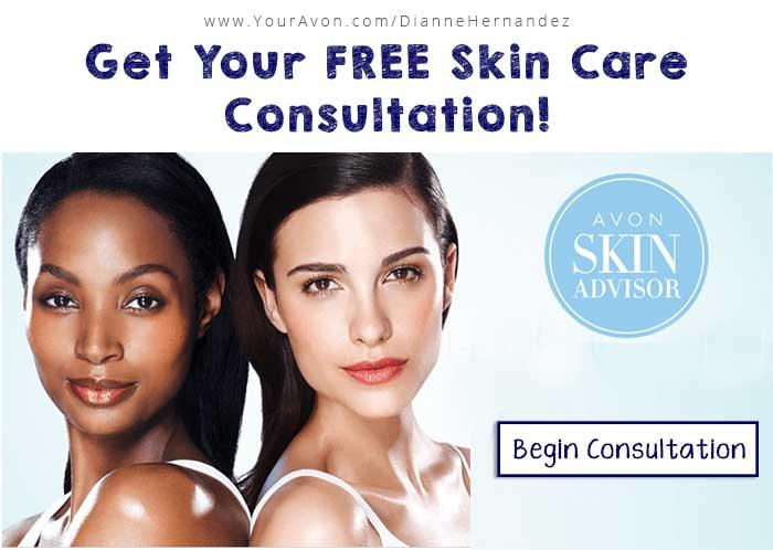Avon Anew Skin Care Finder