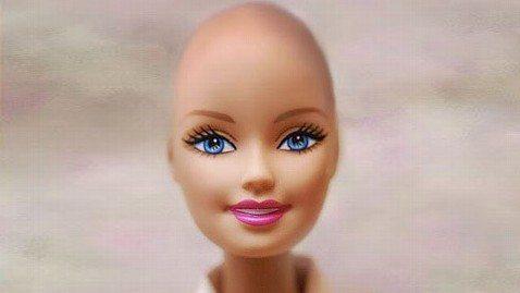 Bald is Beautiful Barbie