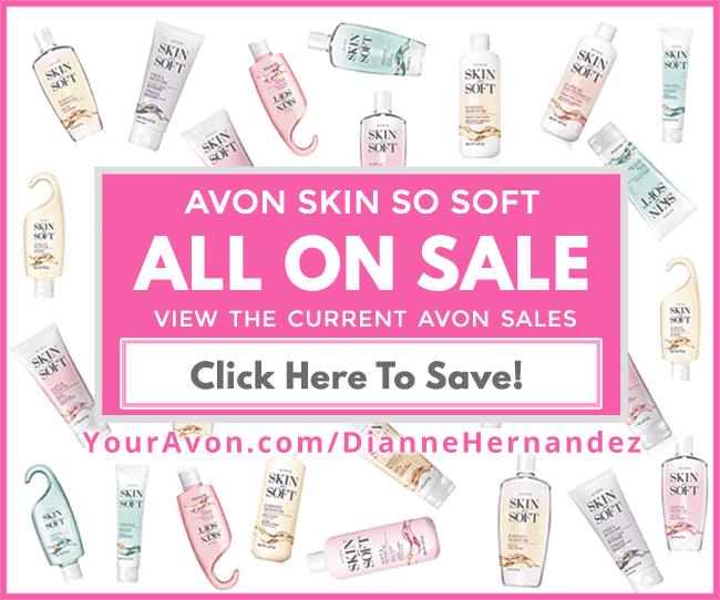 AVON Skin So Soft Review