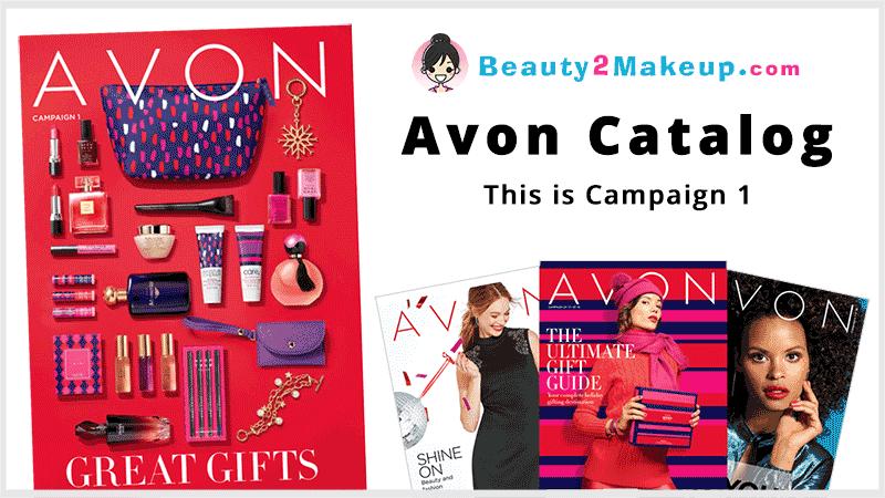Avon Campaign 1  December Brochure