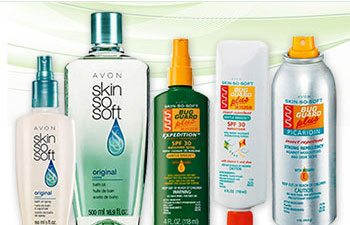 Avon Skin So Soft Bug Guard