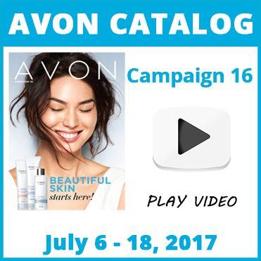 Avon Campaign 16 July 2017