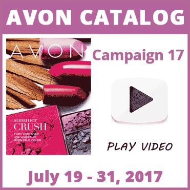 Avon Campaign 17 Avon Brochure