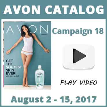Avon Campaign 18 Avon Brochure 2017