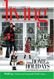 AVAILABLE NOW! Avon Living Holiday Edition