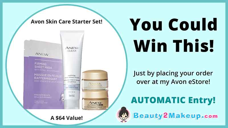 Avon Campaign- 22 Customer Giveaway