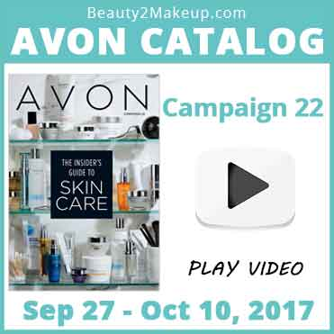 Avon Campaign 22 2017
