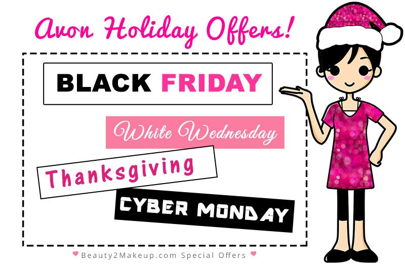 Avon Black Friday Cyber Monday Deals