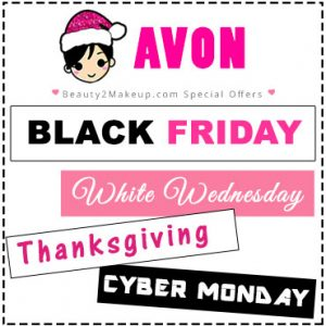 Avon Black Friday Offers Going On Now!