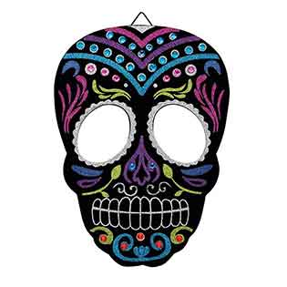 Avon-Halloween-Day-of-the-dead-mask