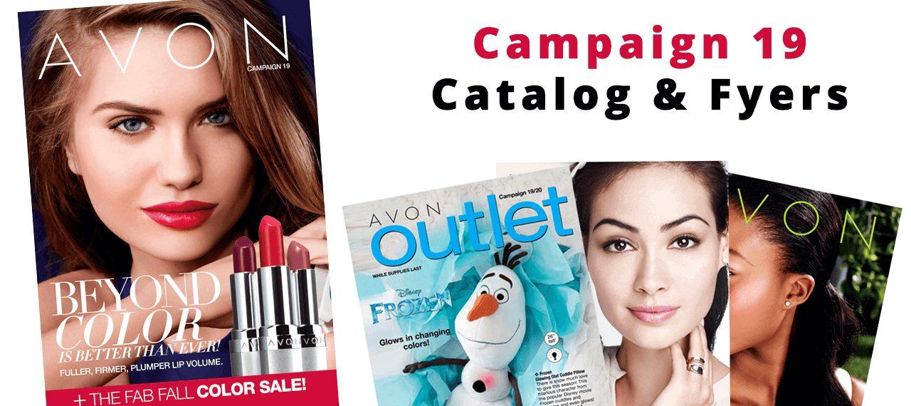Avon Campaign 19