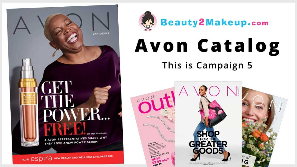 This is the Avon Campaign 5 February 2018 Brochure