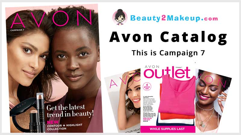 Avon Campaign 7 Brochure Highlights Sales Deals For 2018