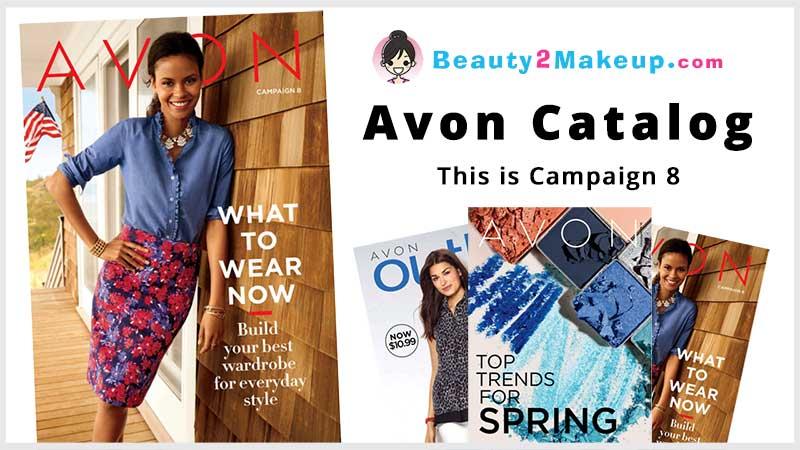 Avon Catalog Campaign 8