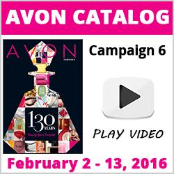 Avon Catalog Campaign 6 2016