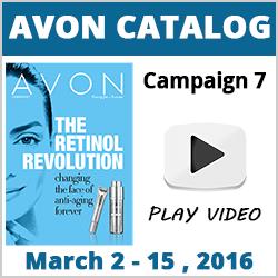 Avon Catalog Campaign 7 2016