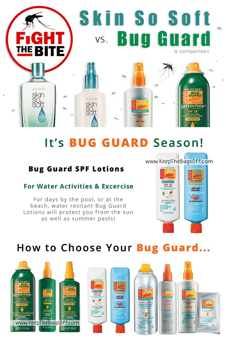 Skin So Soft Insect Repellent - Debunking the Myth