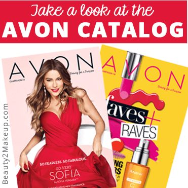 AVON CATALOG – August 2017 - NEW AVON BROCHURE