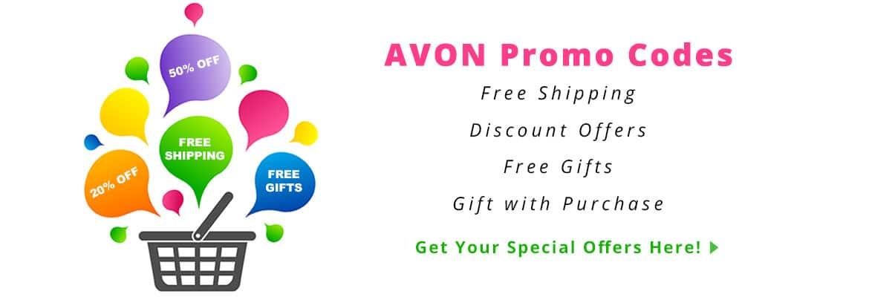 Avon Free Shipping & Promo Codes