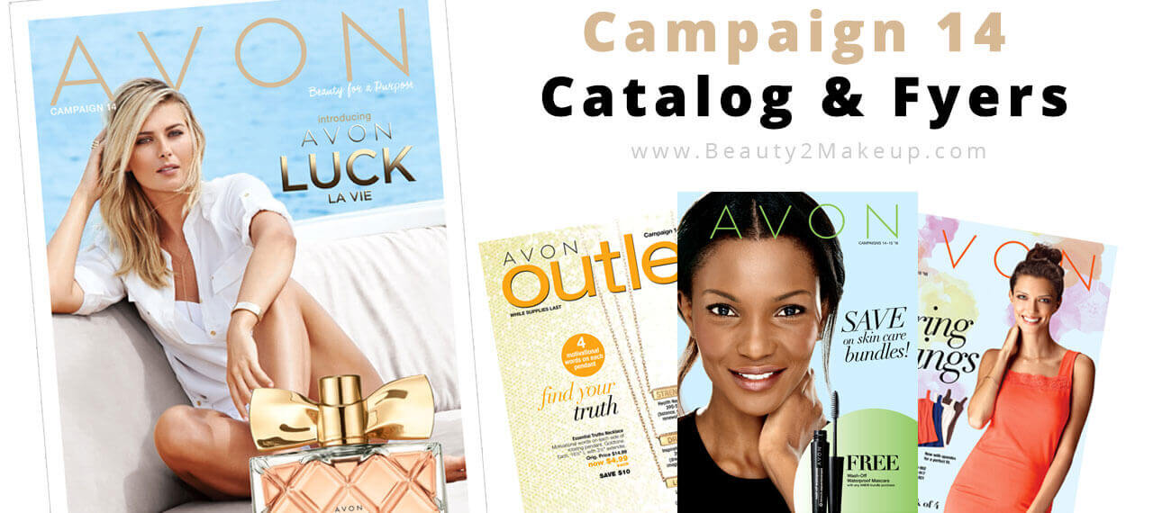 Avon Campaign 14 Special Offers