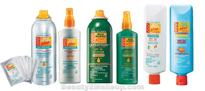 Avon Skin So Soft Insect Repellent- Avon Bug Guard