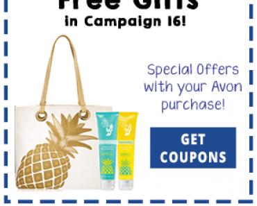Avon Campaign 16 Offes