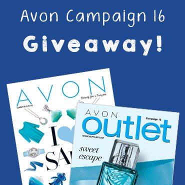 Avon Campaign Giveaways
