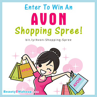 Avon Shopping Spree Giveaway