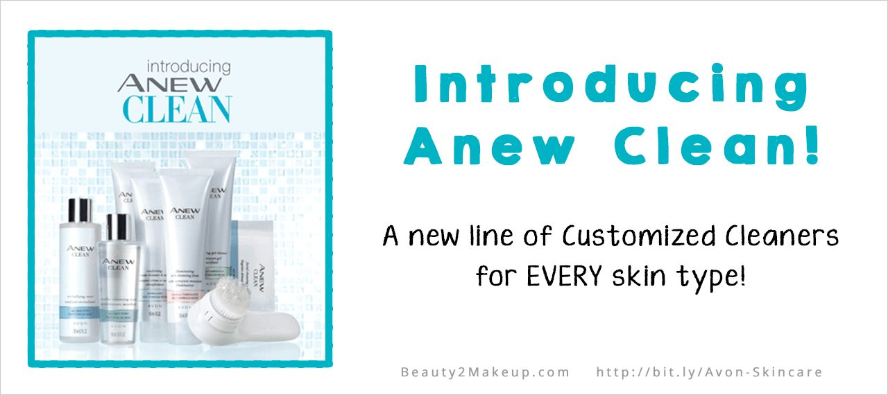 Avon Anew Cleanser