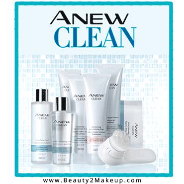 Avon Anew Clean
