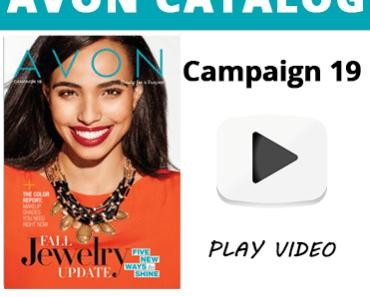 Avon Campaign 19 2016