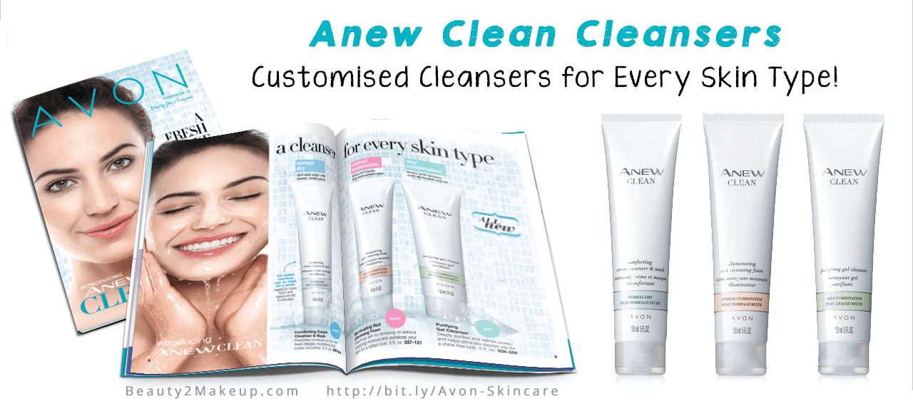 Avon Cleansers