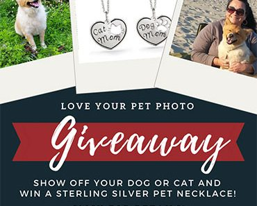 Enter the love my pet giveaway!