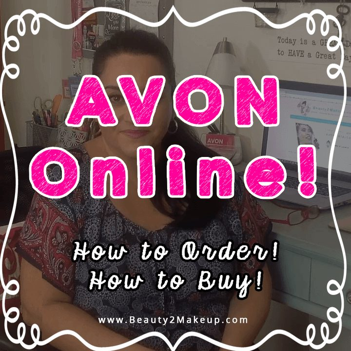 Buy Avon Online! An Easier Way To Shop With An Avon Rep