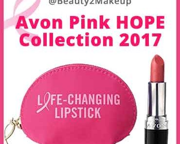 Avon Pink Ribbon 2017