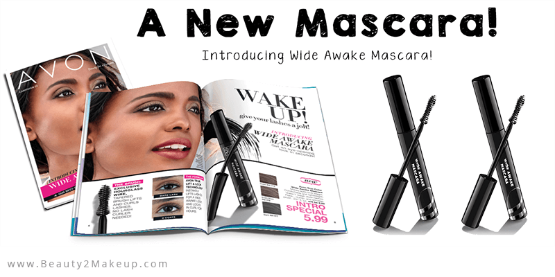 Avon Wide Awake Mascara