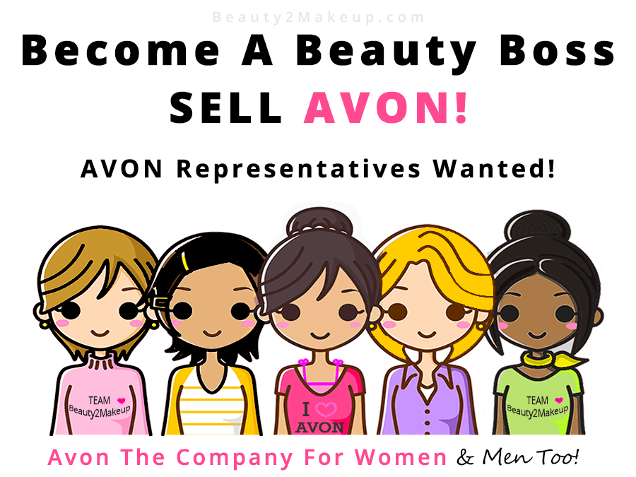 Avon Beauty Boss - Sell Avon
