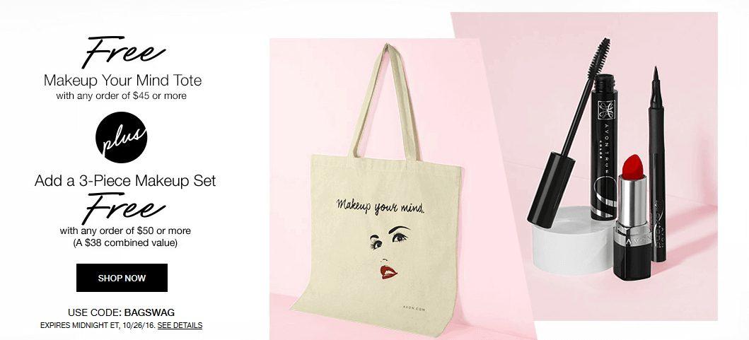 Avon Free Gift