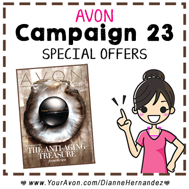 Avon Campaign 23 Special Offers