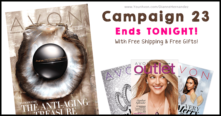 Avon Campaiign 23 Special Offers