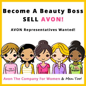 Sell Avon! Become A Beauty Boss